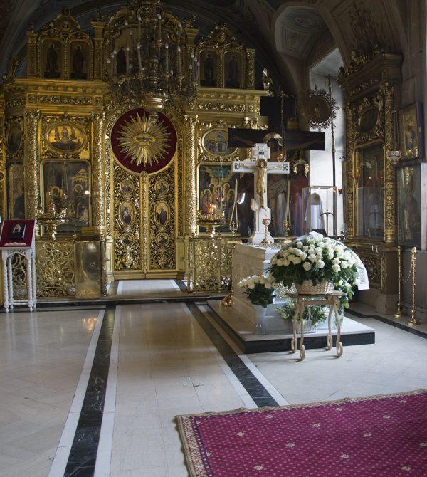 Духовенство  Покровского церковного округа совершило панихиду по Святейшему Патриарху Алексию II