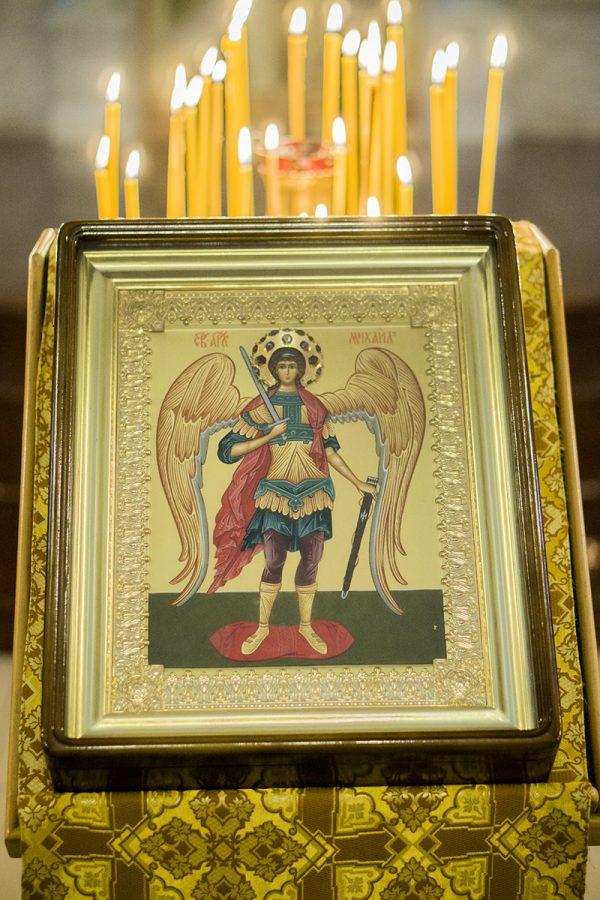 Собор Архистратига Михаила и прочих Небесных Сил бесплотных
