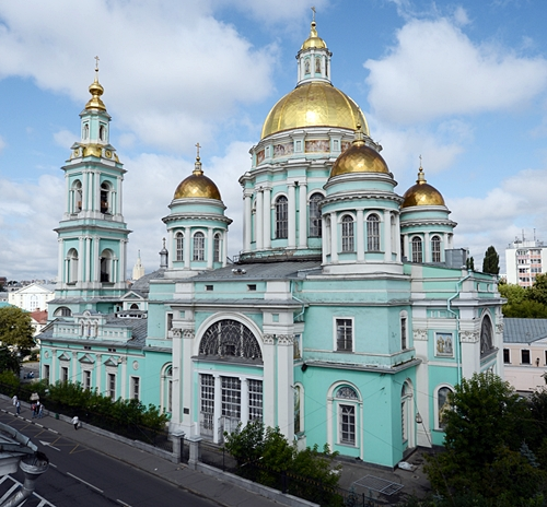 Экскурсия в Богоявленском кафедральном соборе.