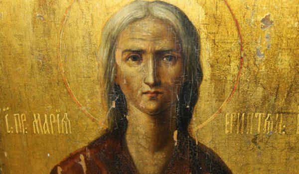Фильм о преподобной Марии Египетской