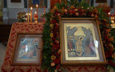 Четверг Светлой седмицы в нашем храме